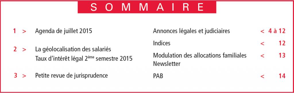 intérêt légal 2015